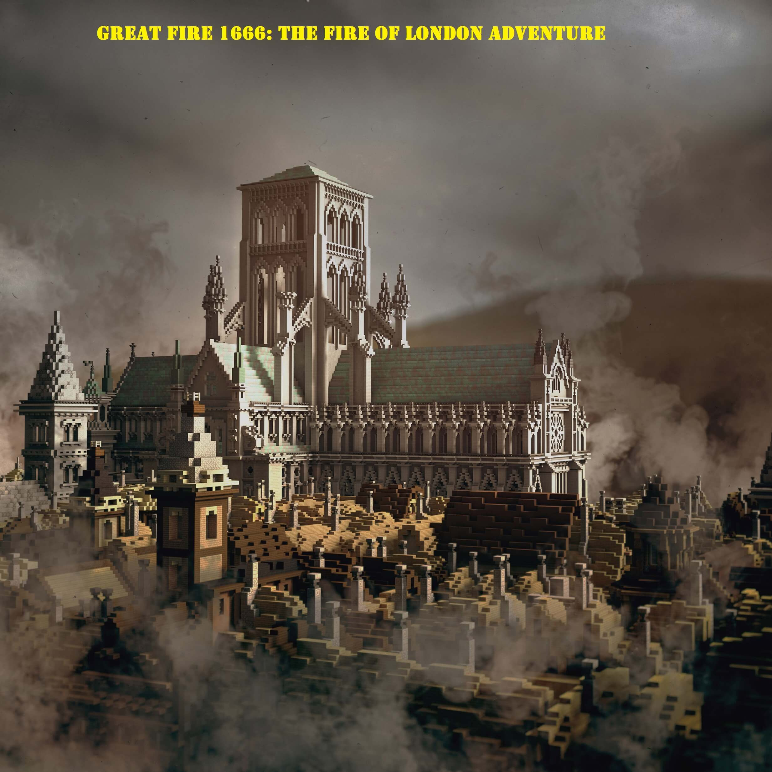 Great Fire 1666: The Fire of London Adventure скриншот 1