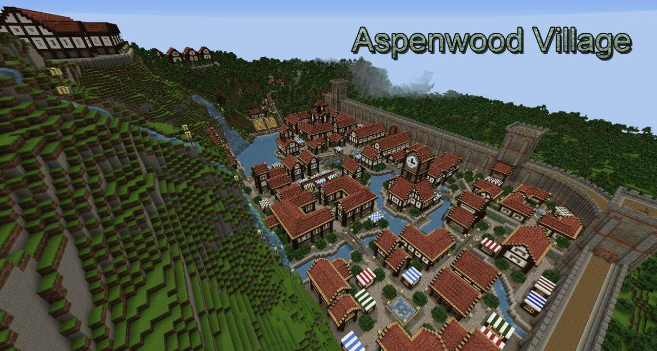 Aspenwood Village скриншот 1