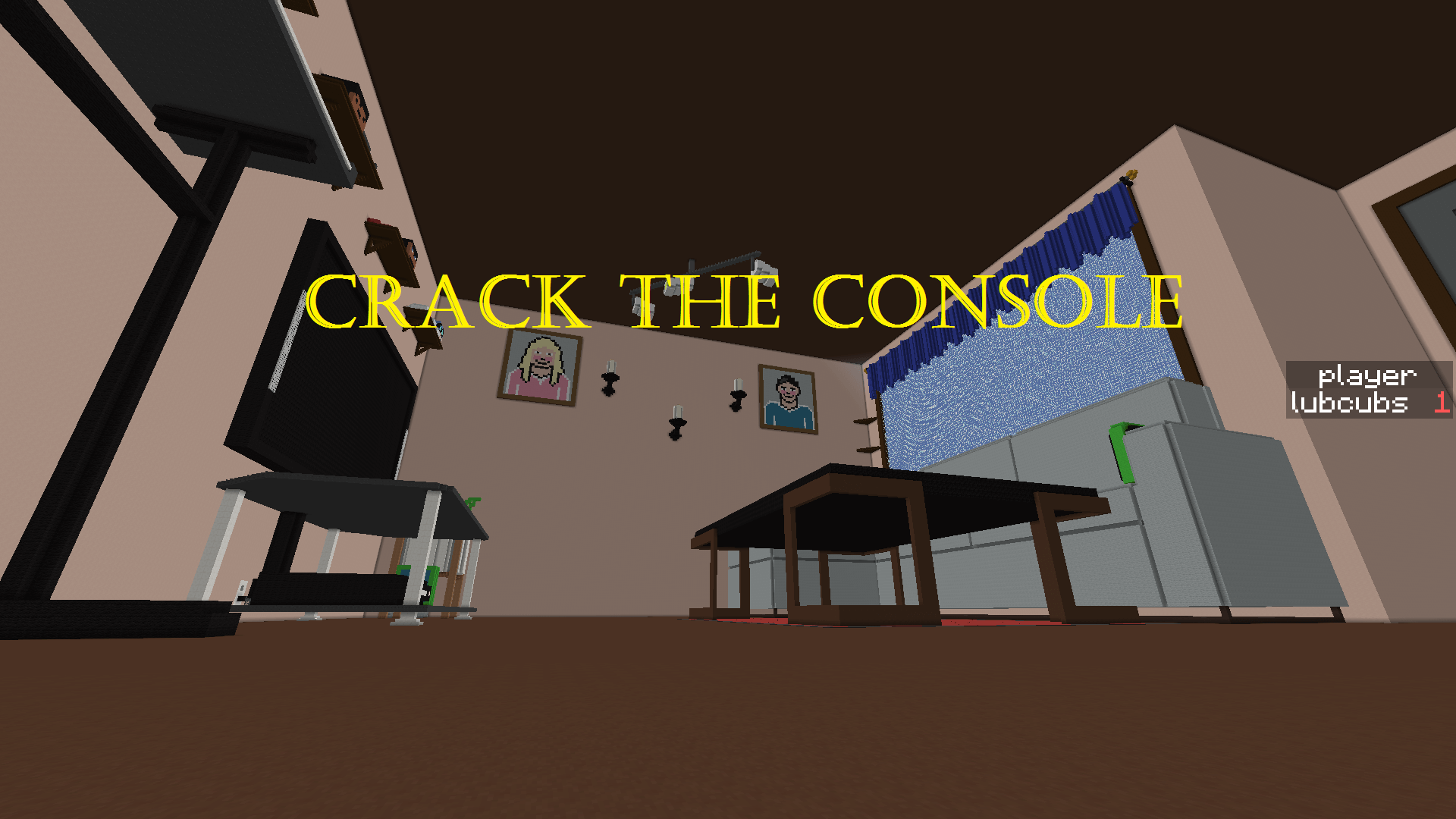 Crack the CONSOLE скриншот 1