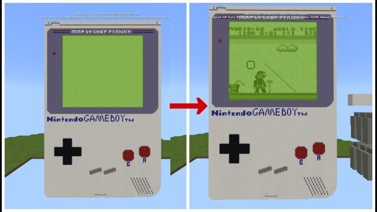 Working Nintendo Game Boy скриншот 2