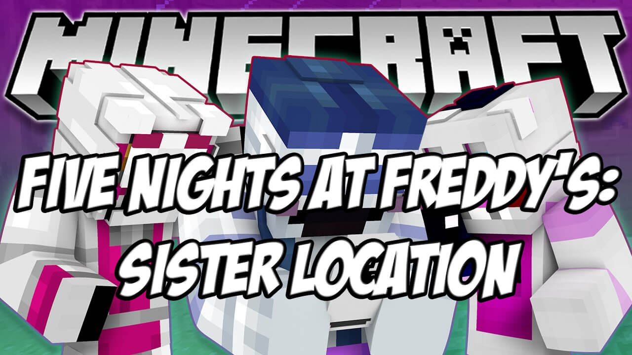 Five Nights At Freddy's: Sister Location скриншот 1