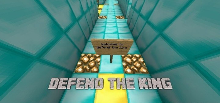 Defend the King скриншот 1