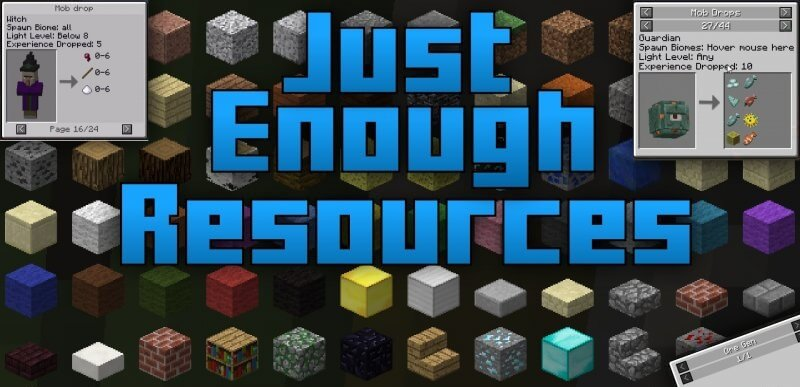 Just Enough Resources скриншот 1
