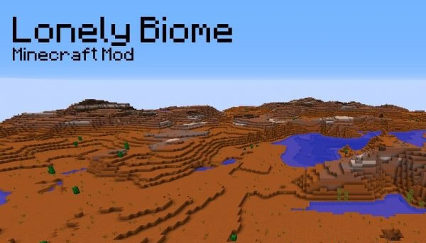 Lonely Biome скриншот 1