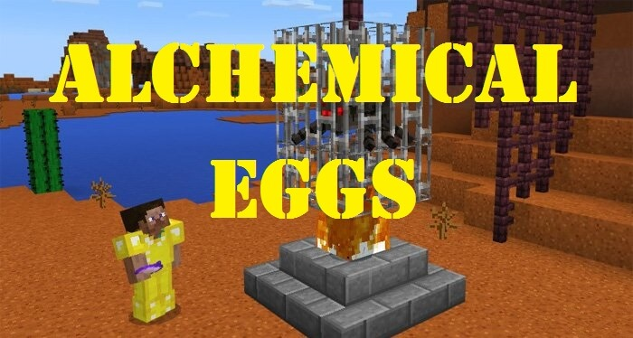 Alchemical Eggs скриншот 1