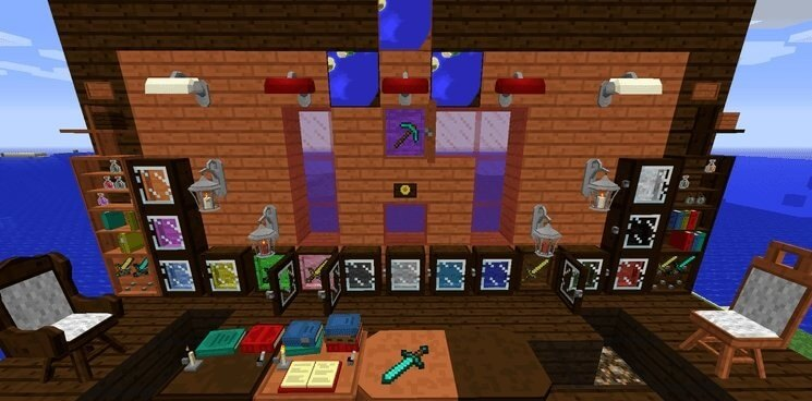 BiblioCraft: Forestry Edition for Minecraft 1 11 2
