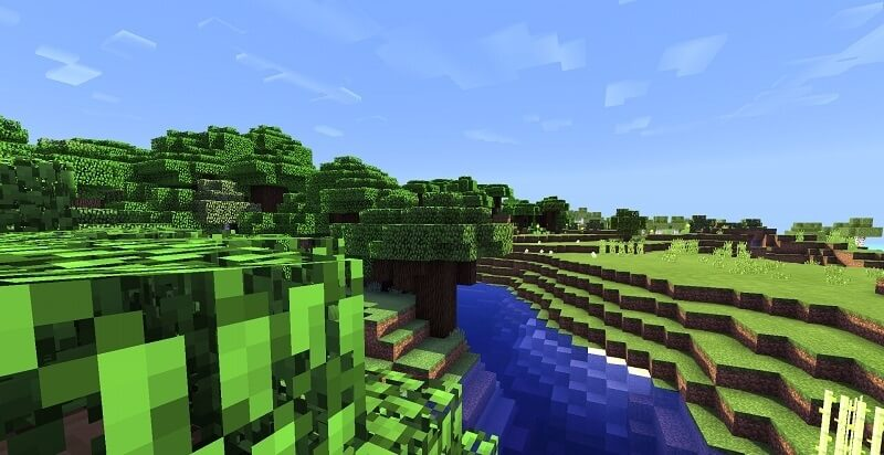 Creeper Shaders скриншот 4