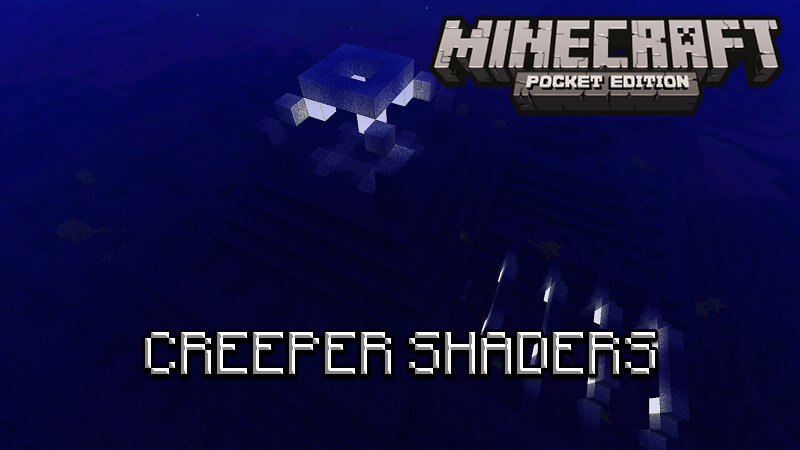 Creeper Shaders скриншот 1