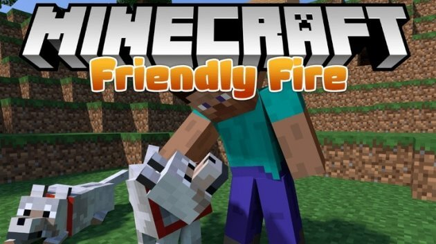 Friendly Fire скриншот 1