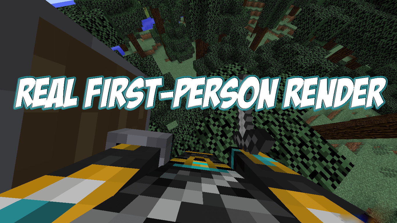 Real First-Person Render скриншот 1