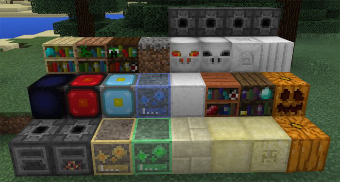 More Blocks Addon скриншот 2