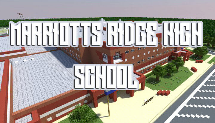 Marriotts Ridge High School скриншот 1