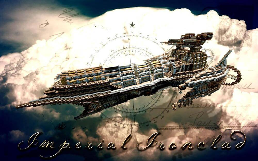 Imperial Ironclad Airship скриншот 1