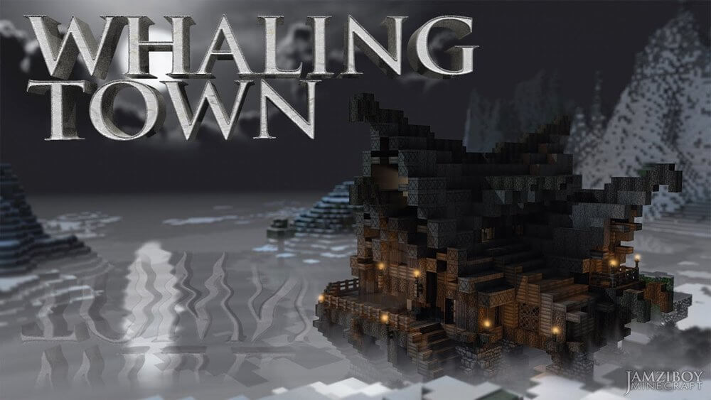 Whaling Town скриншот 1