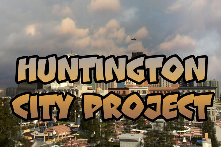 Huntington City Project скриншот 1