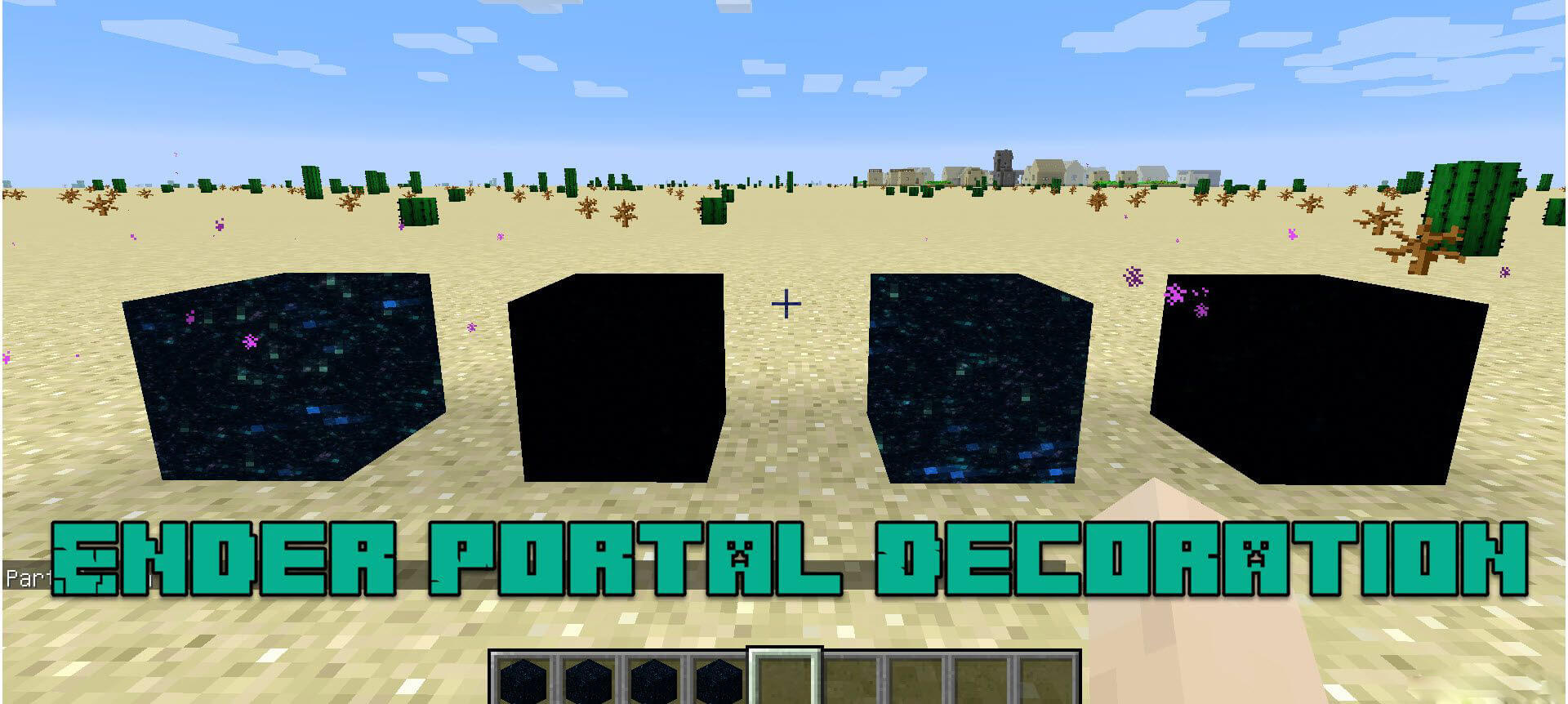 Ender Portal Decoration скриншот 1