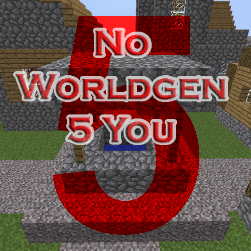 No Worldgen 5 You скриншот 1