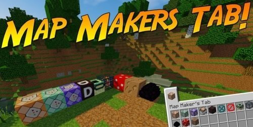 Map Maker's Tab скриншот 1
