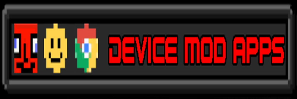 Device Mod Apps скриншот 1