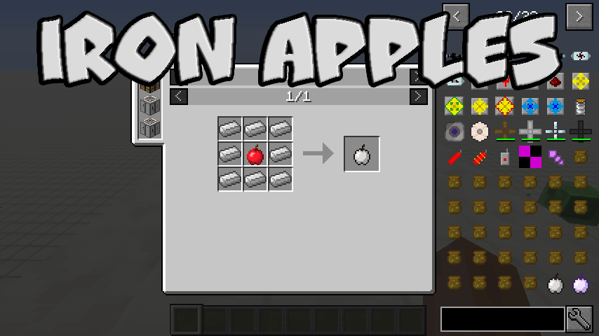 Iron Apples скриншот 1