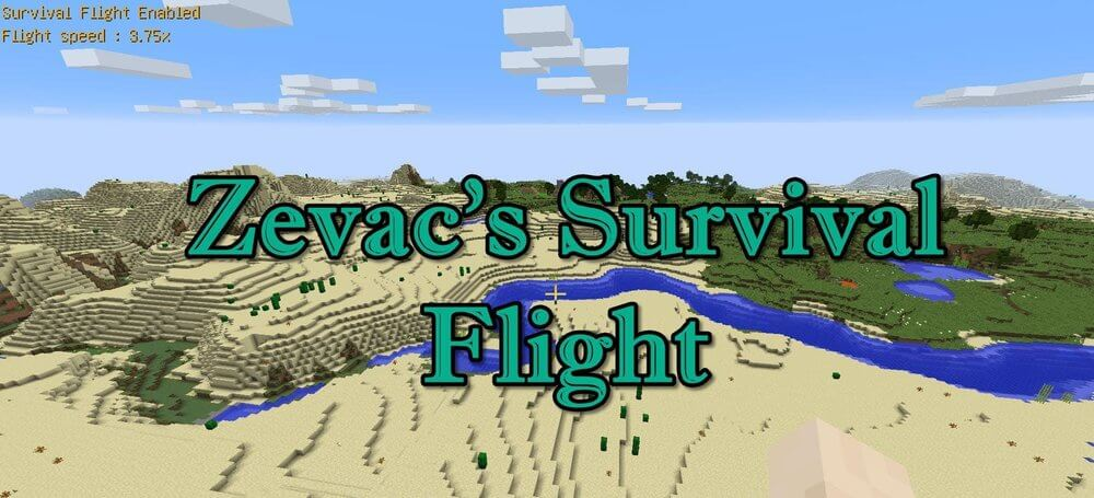 Zevac's Survival Flight скриншот 1