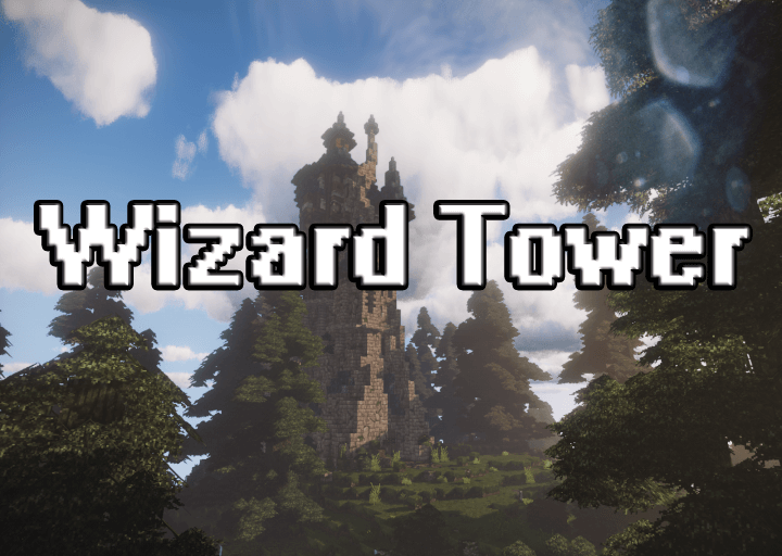 Wizard Tower скриншот 1