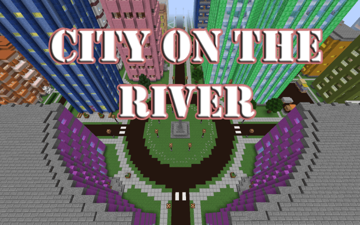 City on the River скриншот 1