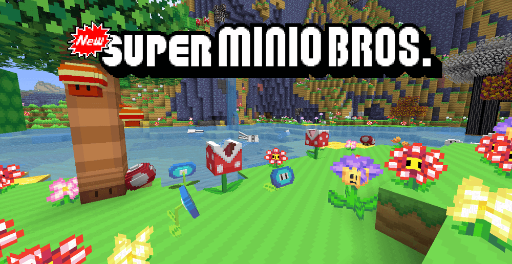 New Super Minio Bros скриншот 1