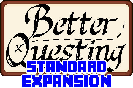 Better Questing - Standard Expansion скриншот 1