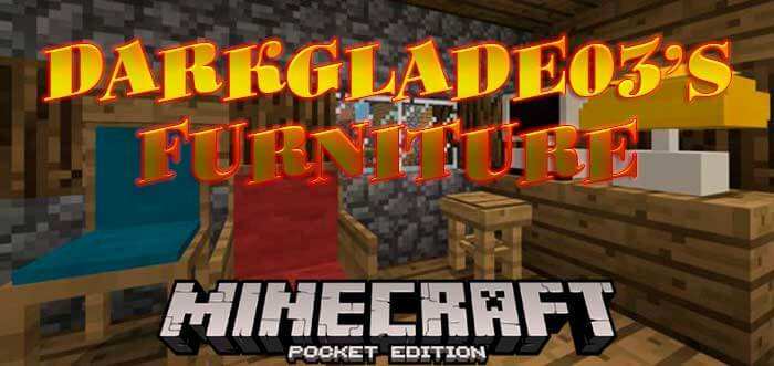 DarkGlade03's Furniture скриншот 1
