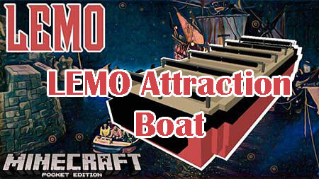 LEMO Attraction Boat скриншот 1