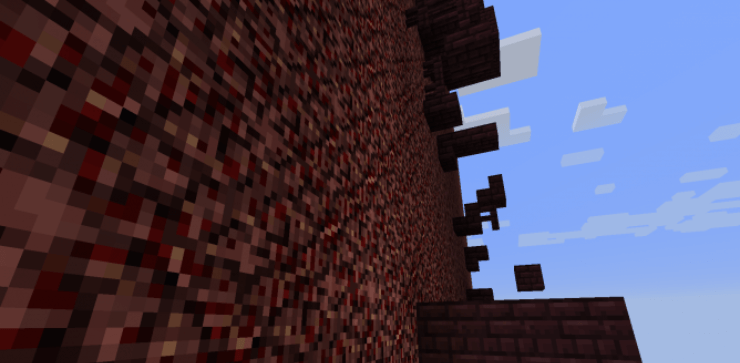 Nether Wall Parkour скриншот 2