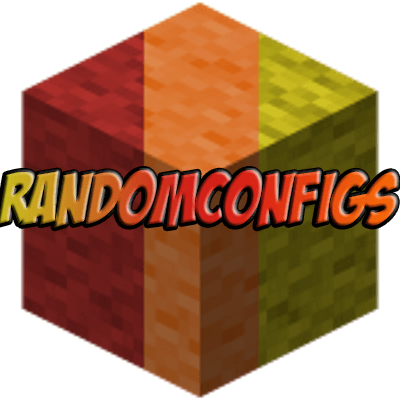 RandomConfigs скриншот 1