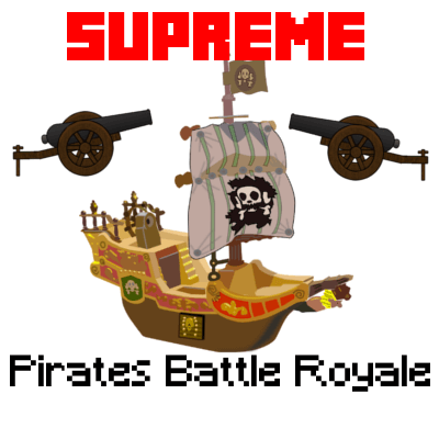Supreme Pirates Battle Royale скриншот 1