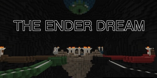Карта The Ender Dream скриншот 1