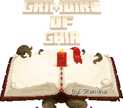 Grimoire of Gaia 1.7.10 скриншот 1