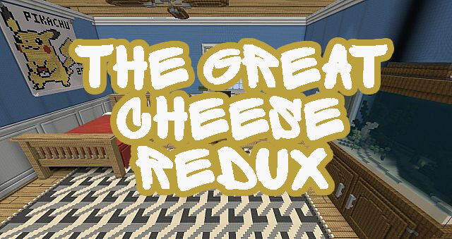 The Great Cheese Redux скриншот 1