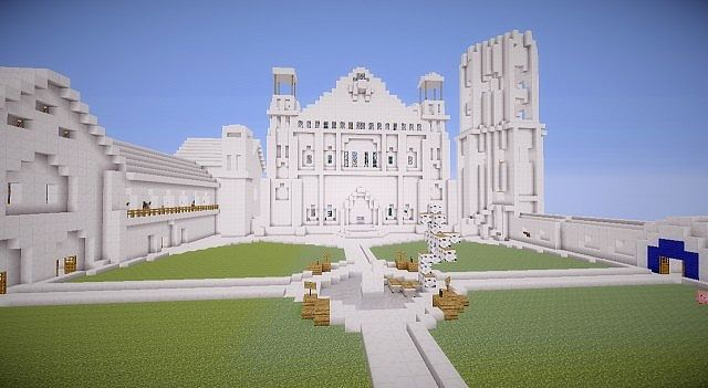 Minas Tirith - Capital of Gondor скриншот 4