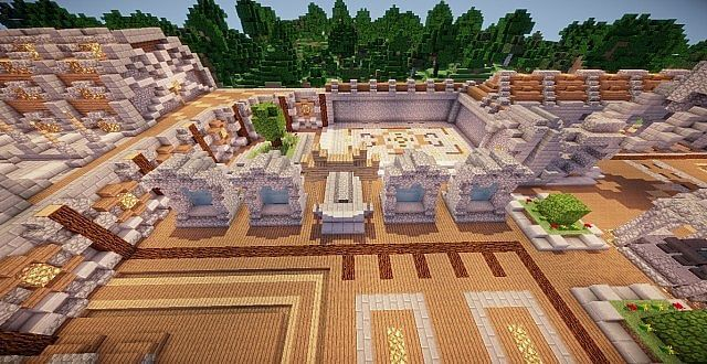 Factions Server Spawn скриншот 4