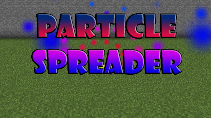 Particle Spreader скриншот 1