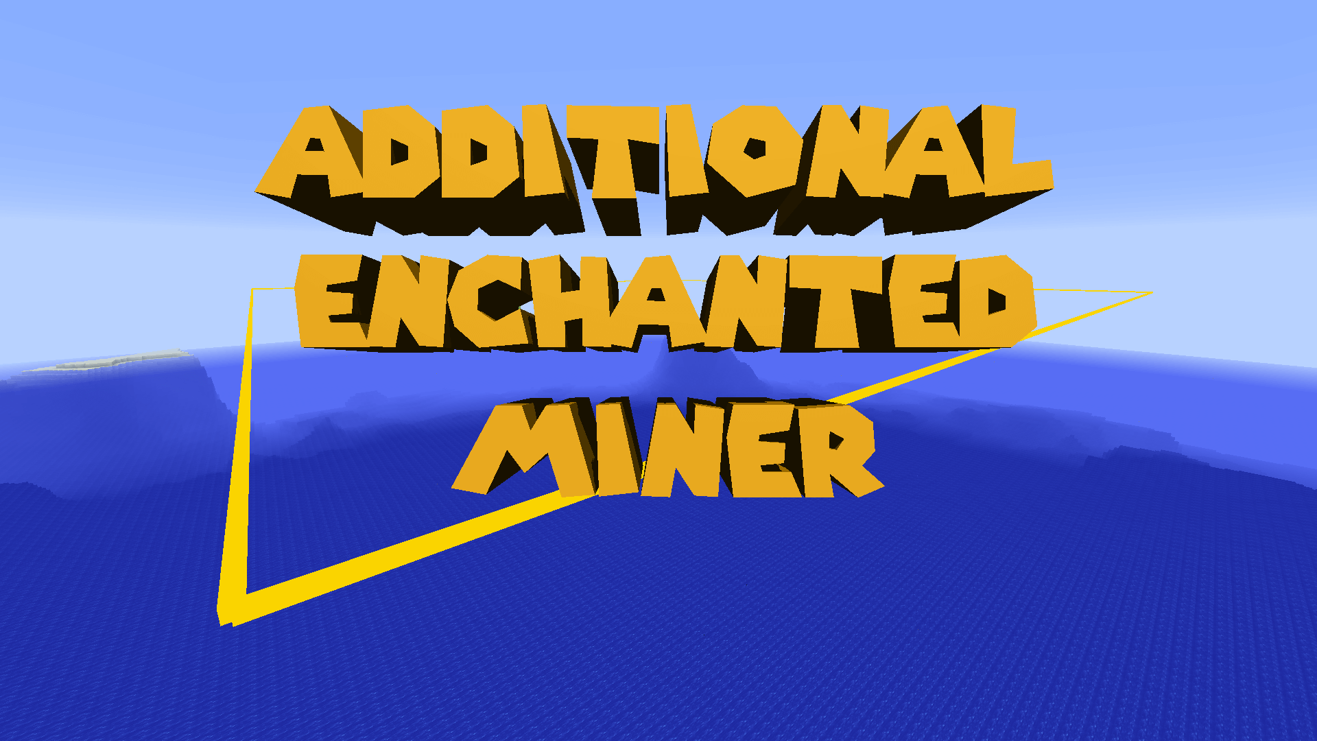 Additional Enchanted Miner скриншот 1