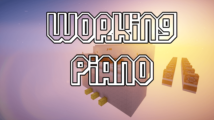Working Piano скриншот 1