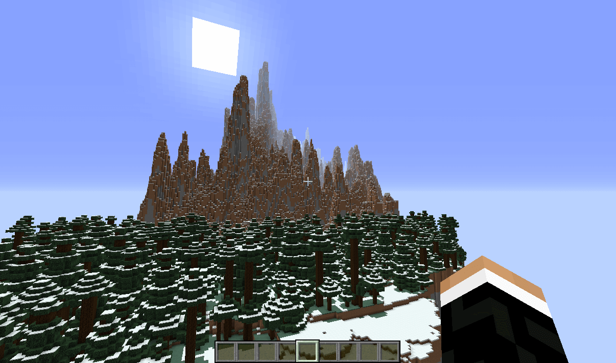 Floating Islands 3 screenshot 1