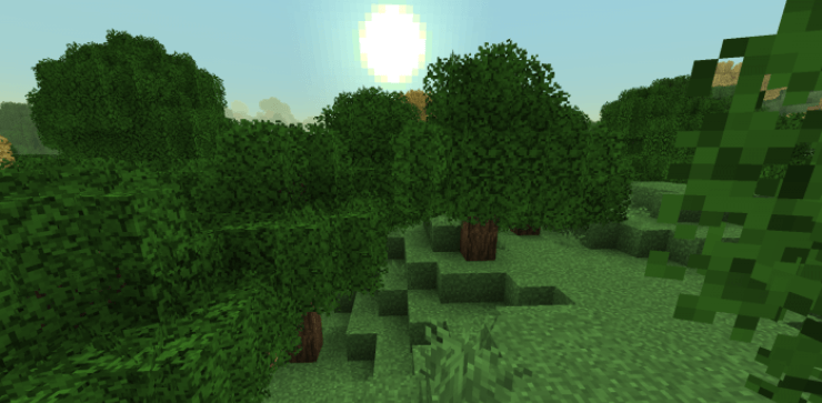 Better Leaves screenshot 1