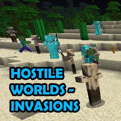 Hostile Worlds – Invasions 1.12.2 скриншот 1
