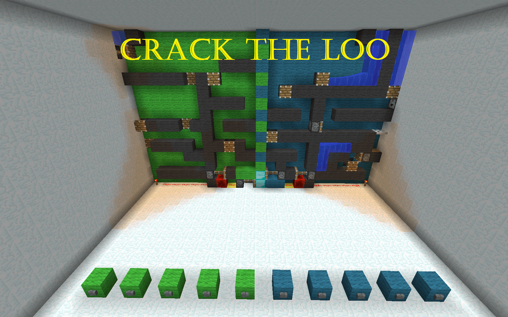 Crack the Loo скриншот 1