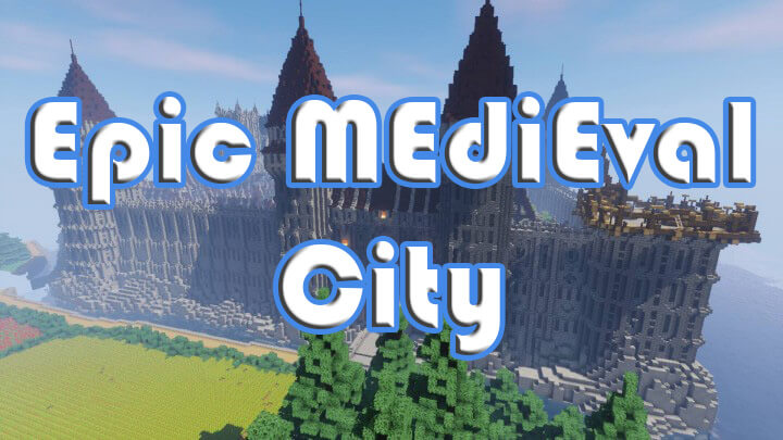 Epic Médiéval City скриншот 1
