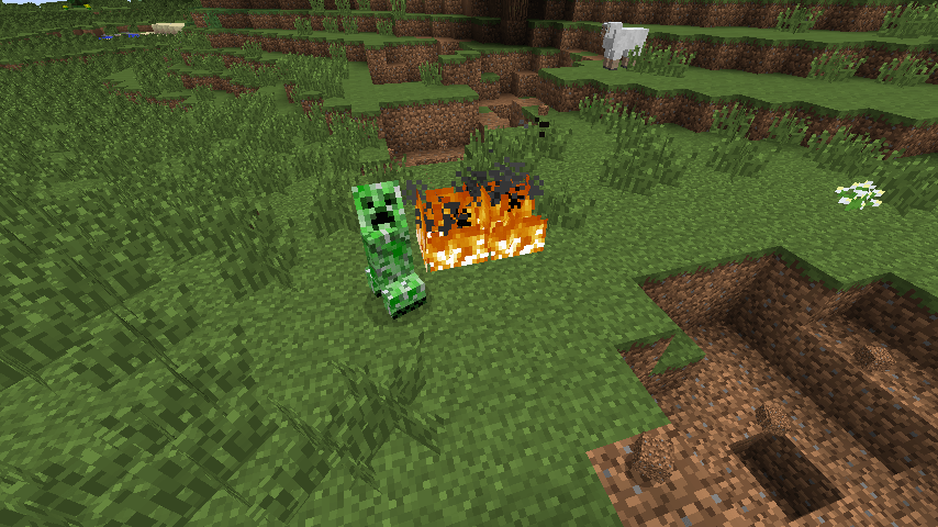 Creepers Fire скриншот 2