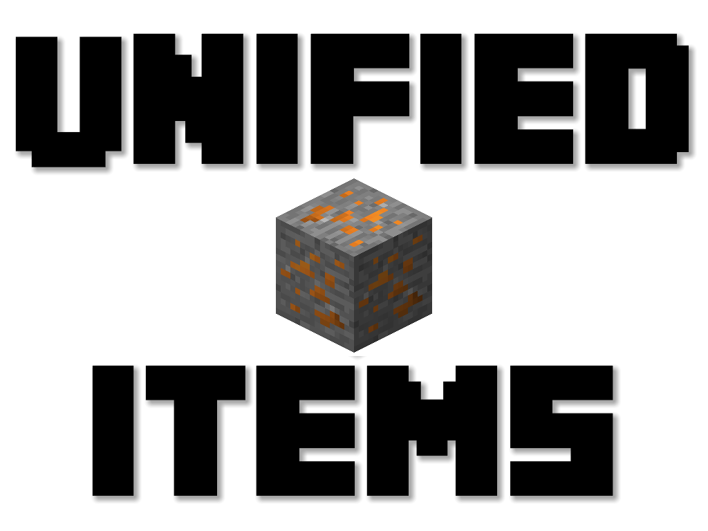 Unified Items скриншот 1