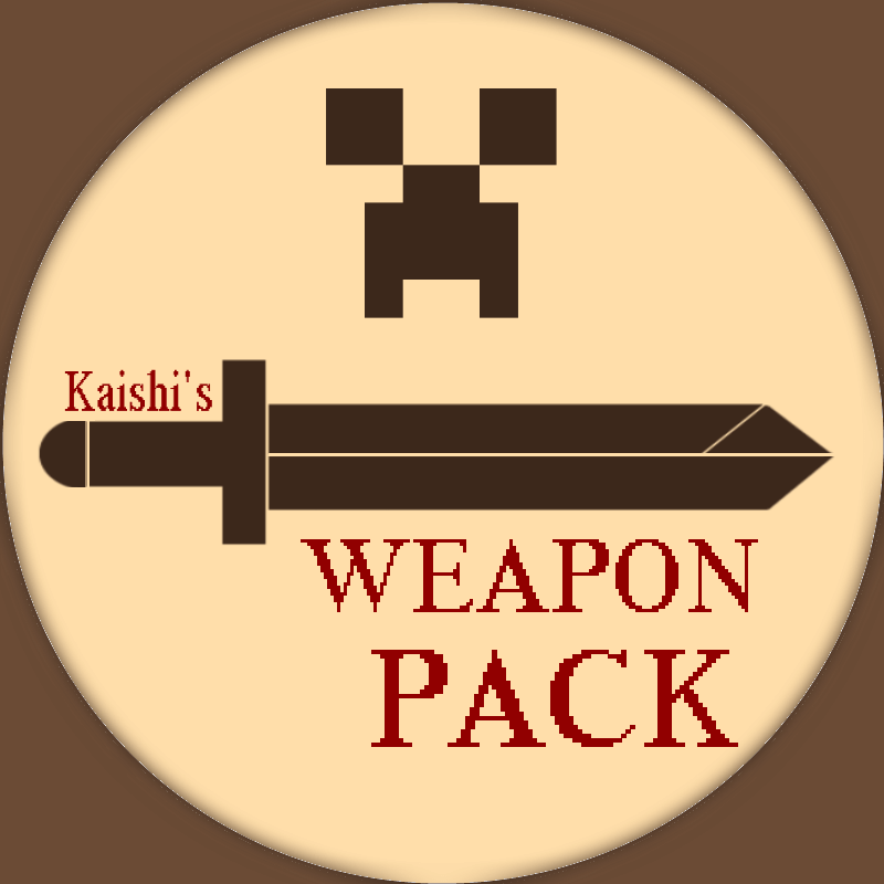 Kaishi's Weapon Pack скриншот 1